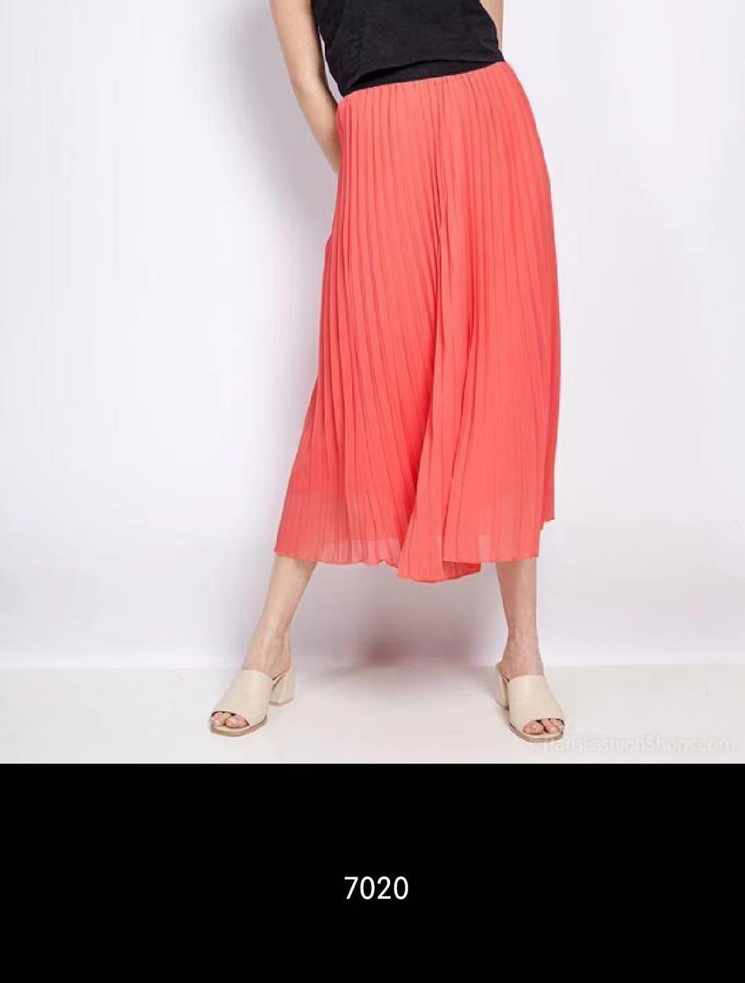 Jupes Femme Corail Luizacco 7020-1 #c eFashion Paris