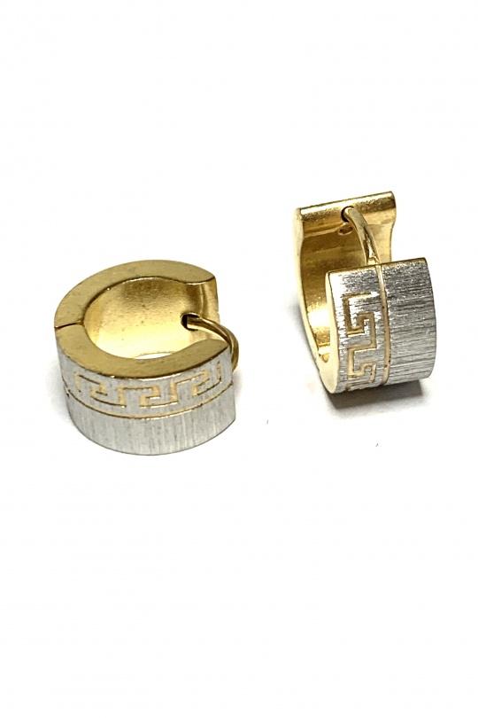Orecchini Accessori Gold Z. EMILIE BOC001 eFashion Paris