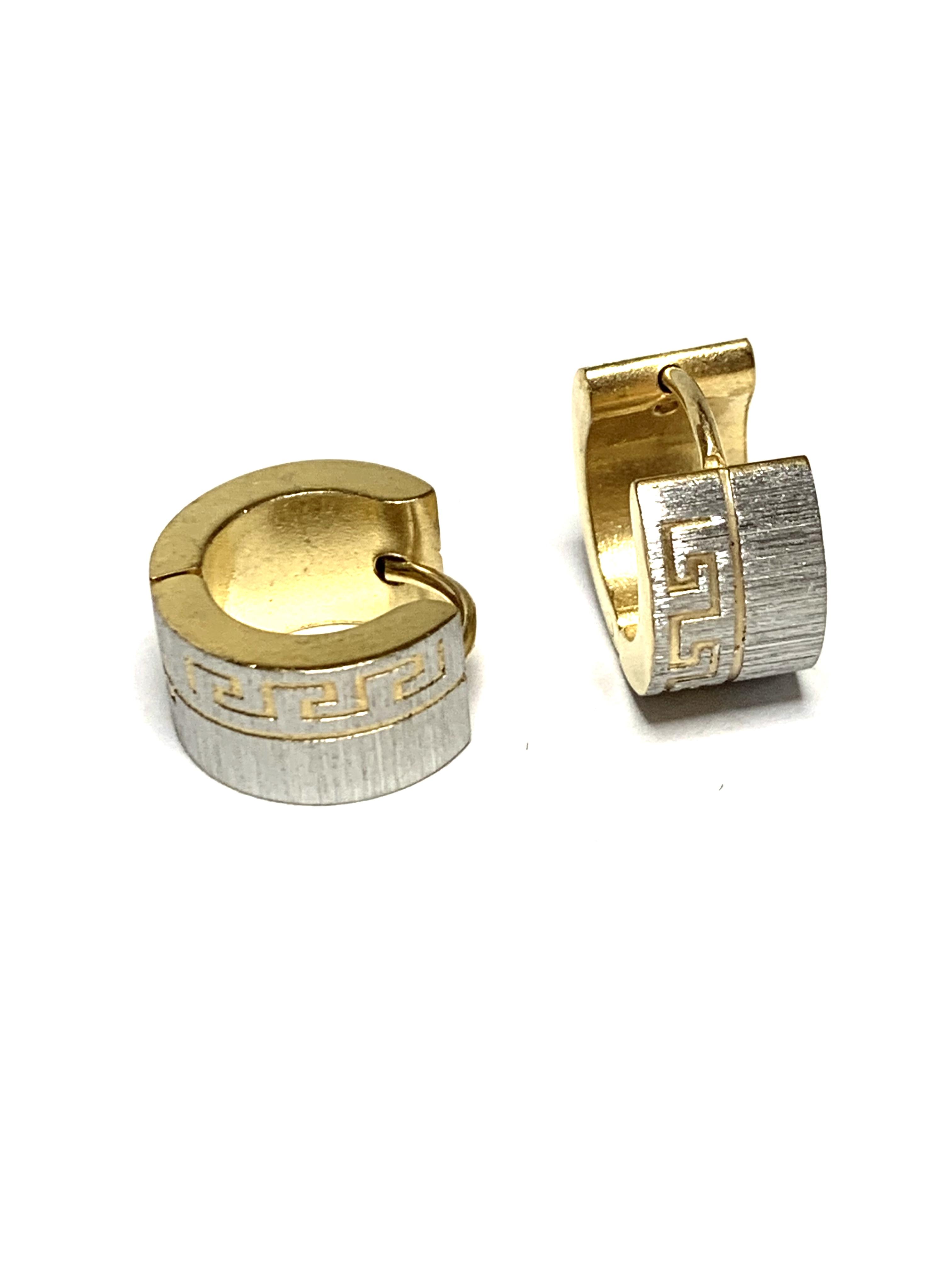 Orecchini Accessori Gold Z. EMILIE BOC001 #c eFashion Paris