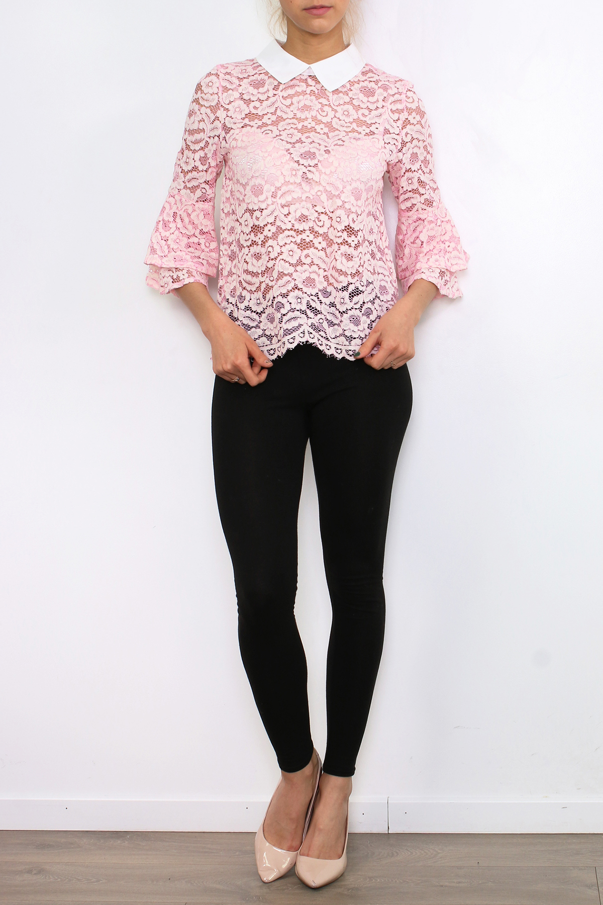 Tops & T-shirts Femme OY8002-ROSE C.M.P.55 (sarl GDCY)