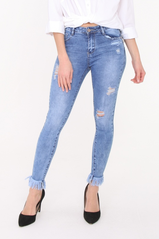 a6117e3ac8672 Mayorista de jeans para mujer  vaqueros de talle bajo