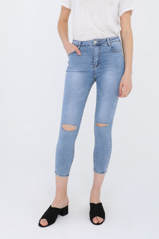 4e537de44f4 Jeans Women Blue Laulia 3D664 #c eFashion Paris