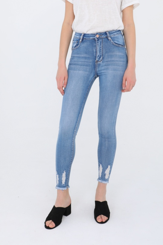 e4de216ff56 Jeans Women Blue Laulia T846 #c eFashion Paris