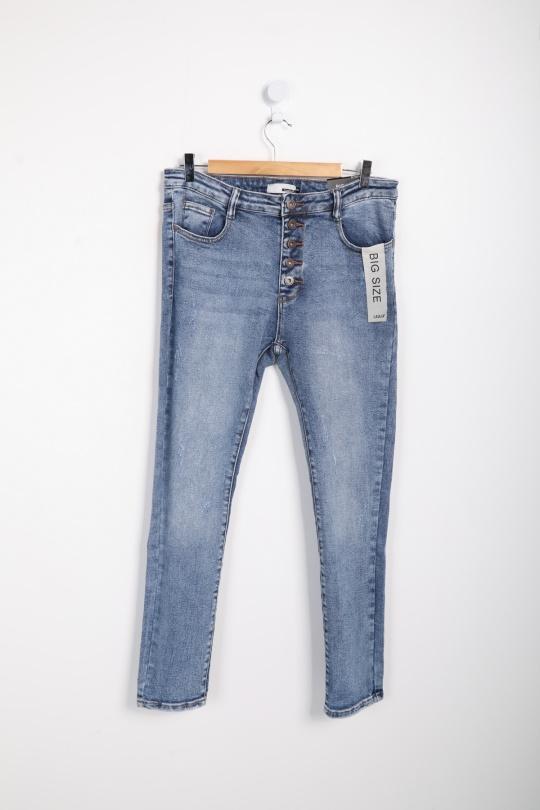 Jeans Femme Bleu Laulia 1J407 eFashion Paris