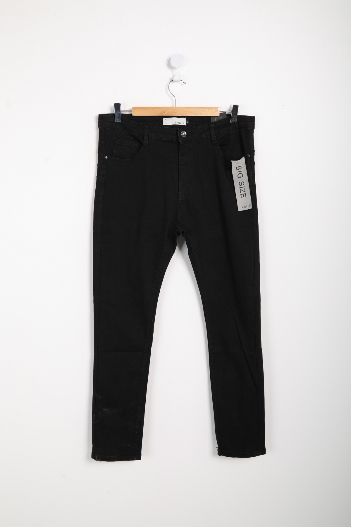 Jeans Donna Black Laulia 1J368 #c eFashion Paris