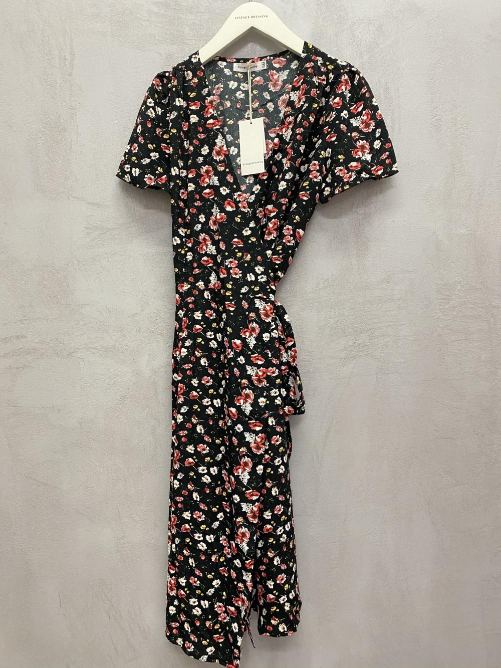 Robes longues Femme Noir Vintage Dressing K2045 #c eFashion Paris