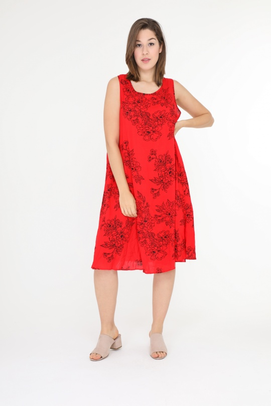8135053432f6 Abiti e Tute Donna Red Christy 1882  c eFashion Paris
