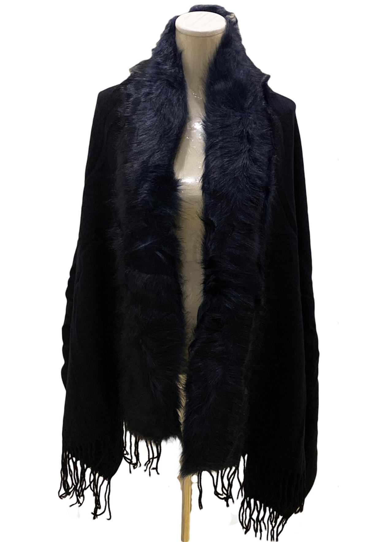 Gilets Femme Bleu E&T Accessoires H16-1021 #c eFashion Paris