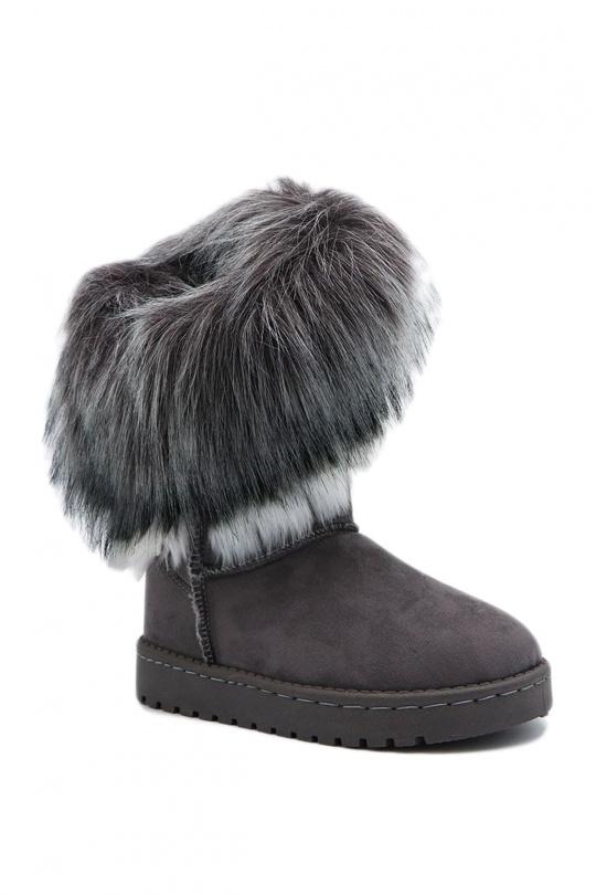 Scarpe bambina Scarpe Grey Jin Ma Shoes 1700 eFashion Paris