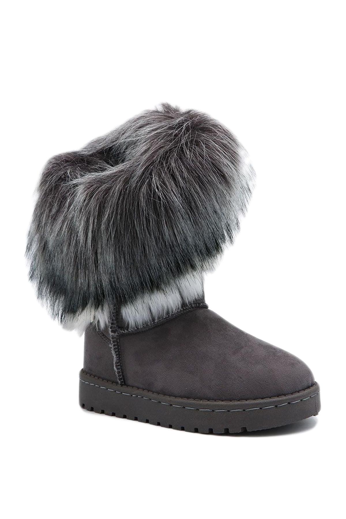 Scarpe bambina Scarpe Grey Jin Ma Shoes 1700 #c eFashion Paris
