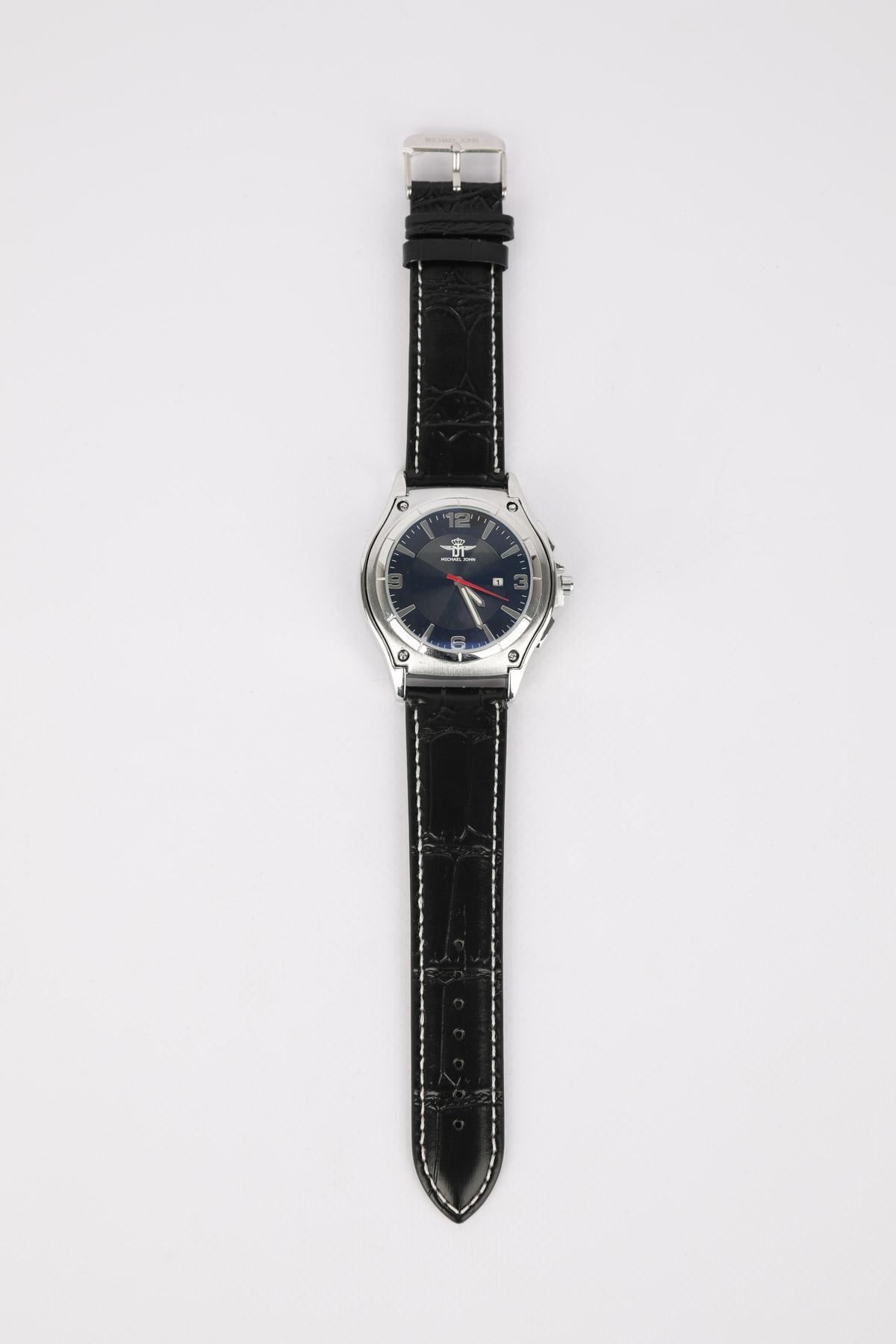 Montres Accessoires Noir MICHAEL JOHN ET GG LUXE S-191208 #c eFashion Paris
