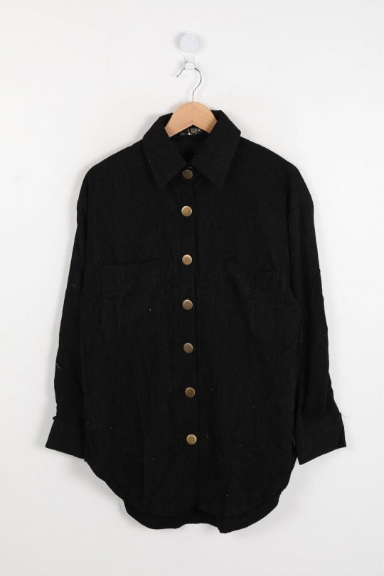 Chemises Femme Noir LUSA 882 eFashion Paris