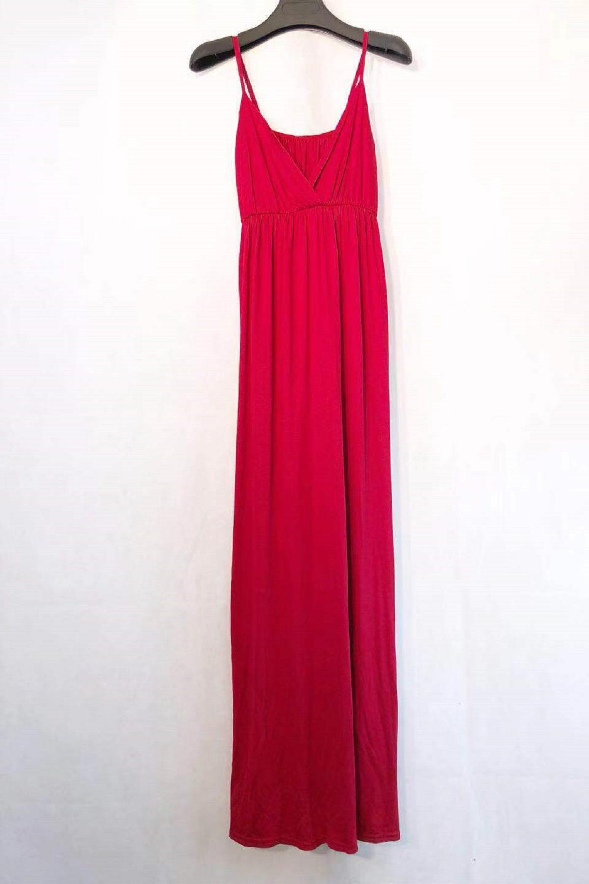 Robes longues Femme Couleurs mélangées imod R009 #c eFashion Paris