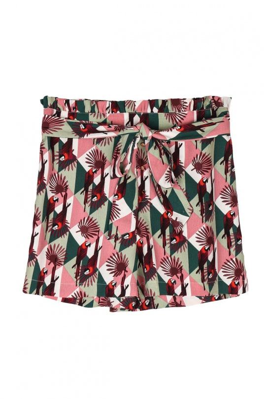 6819af4db7 Shorts Mujer Red Cherry Paris ME1840 HEATH #c eFashion Paris. Ruptura de  stock