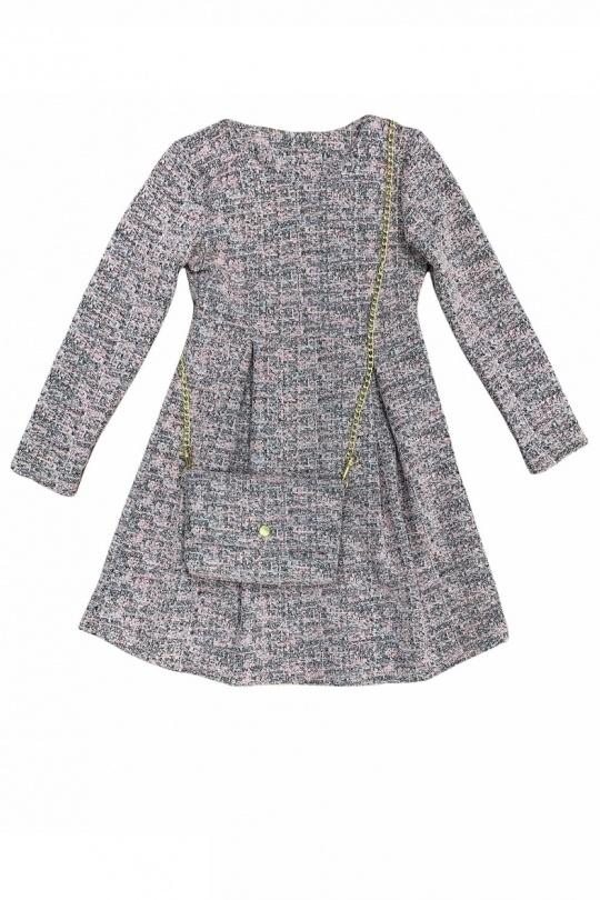 Robes Enfant Rose MODWILL IT1881 Efashion Paris