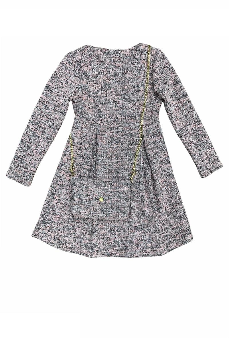 Robes Enfant Rose MODWILL IT1881 #c Efashion Paris