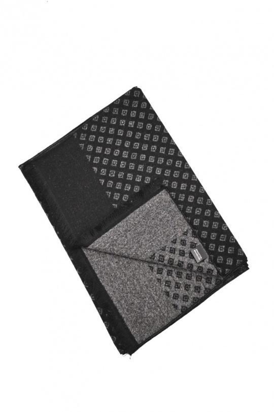 Echarpes Accessoires Noir M&P ACCESSOIRES F9750 eFashion Paris