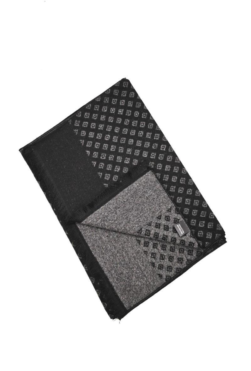 Echarpes Accessoires Noir M&P ACCESSOIRES F9750 #c eFashion Paris