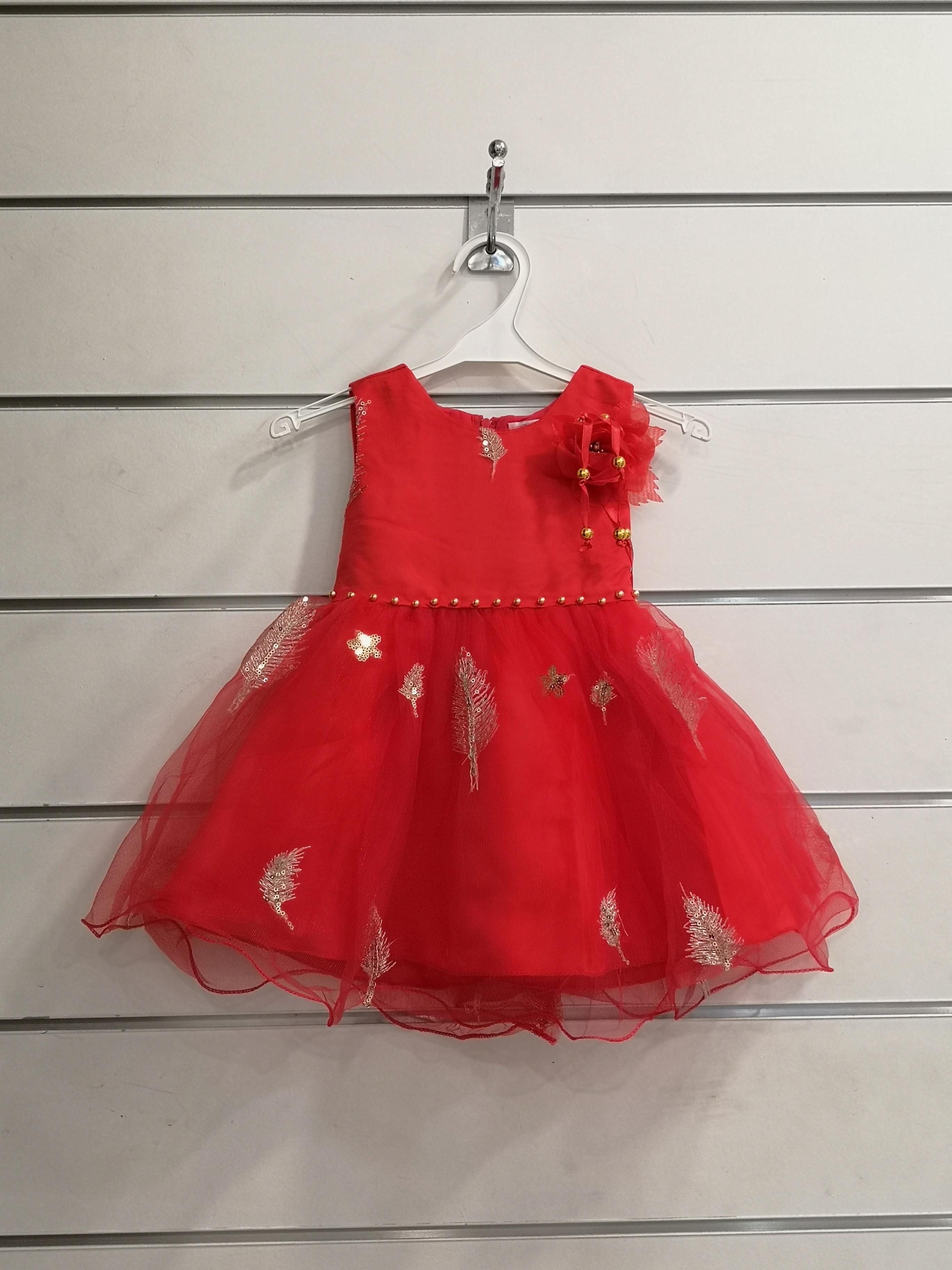 Robes Enfant Rouge pretty baby 2209 #c eFashion Paris