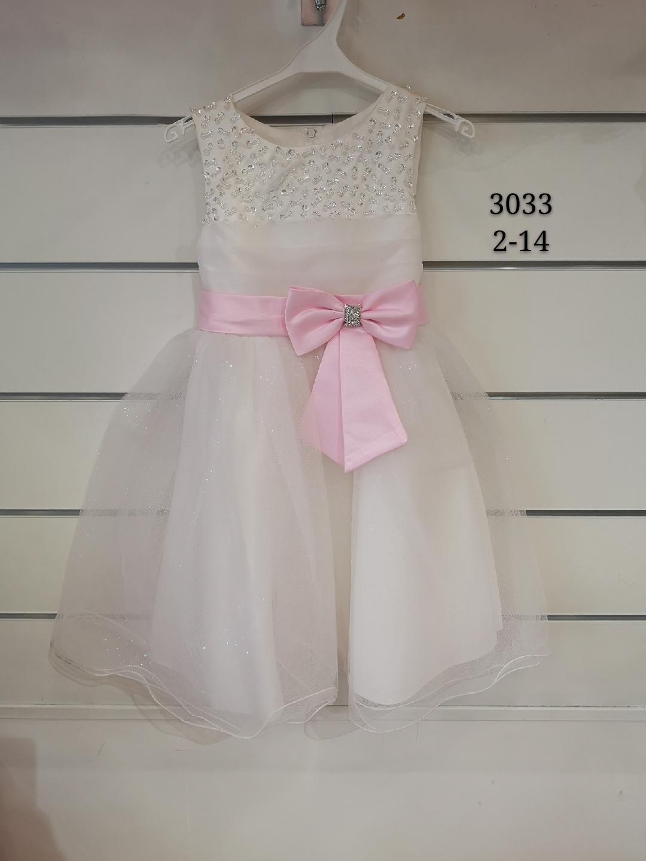 Robes Enfant Rose pretty baby 3033 #c eFashion Paris
