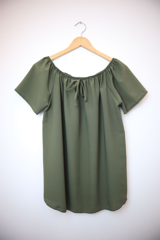 Robes mi-longues Femme Kaki SEE MODERN SEE-CICIA eFashion Paris