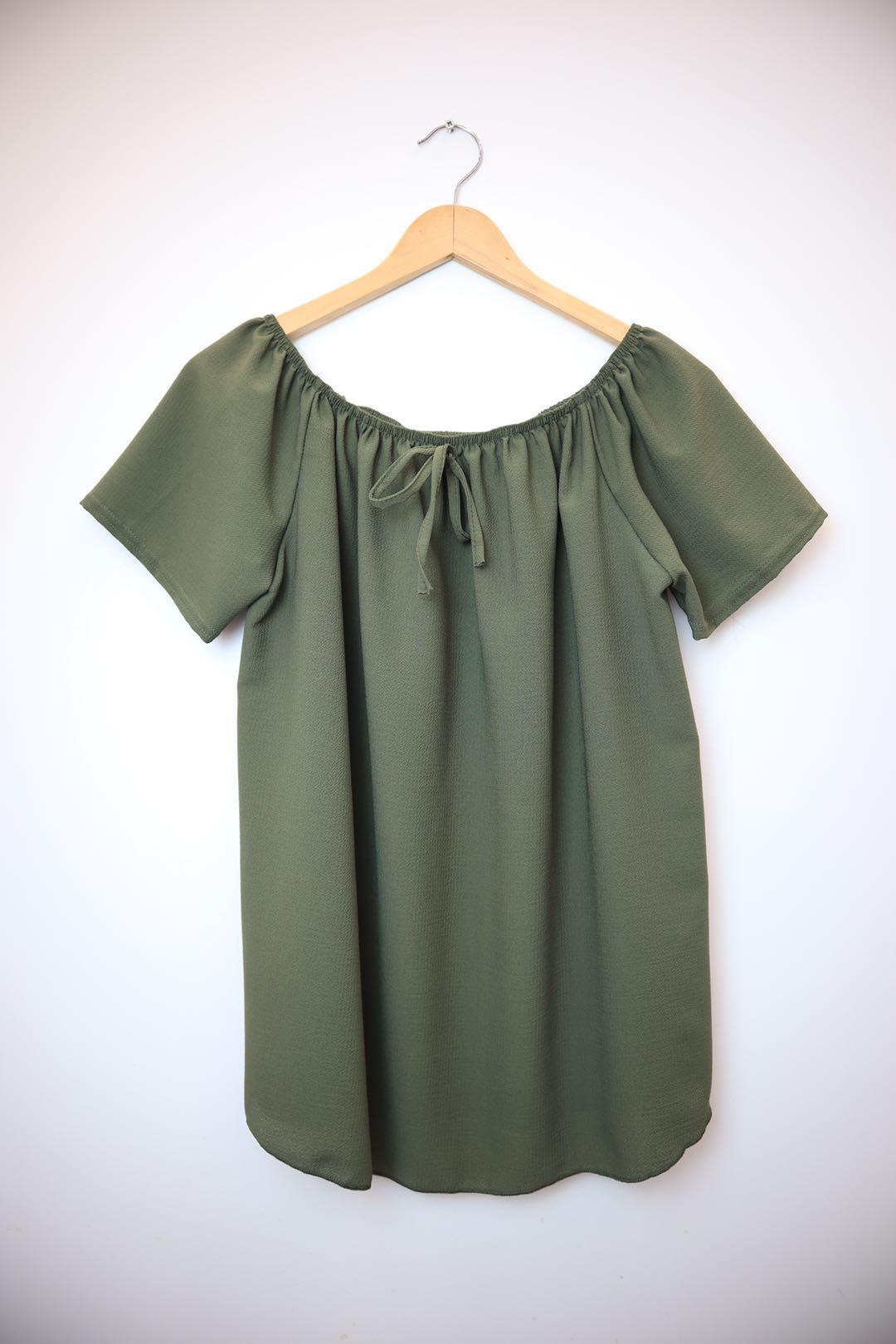 Robes mi-longues Femme Kaki SEE MODERN SEE-CICIA #c eFashion Paris