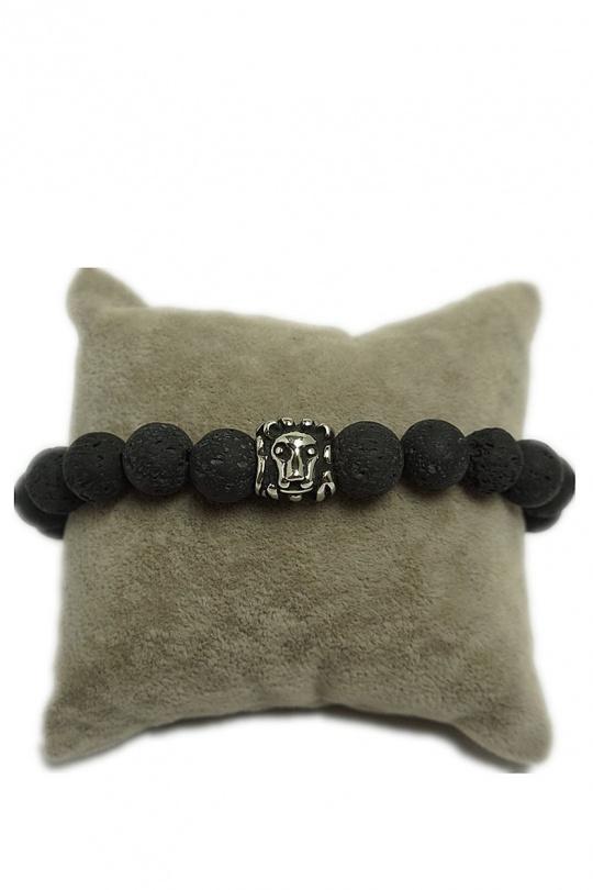 Bracelets Accessoires Noir MIRR'OR 10-908 eFashion Paris