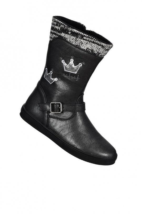 Chaussures filles Chaussures Noir SO BRAND NNRH4725 NOIR eFashion Paris
