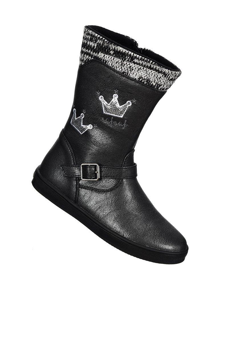 Chaussures filles Chaussures Noir SO BRAND NNRH4725 NOIR #c eFashion Paris