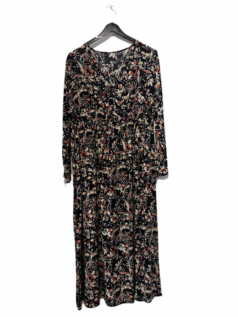 Robes & Combinaisons Femme Noir SO BRAND KR1502VVI-NOIR #c Efashion Paris