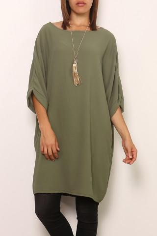 Tops & T-shirts Femme 0643-KAKI Medi Mode