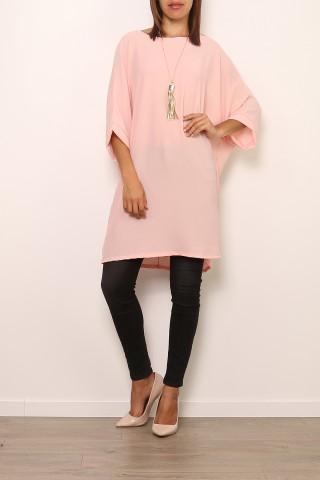 Tops & T-shirts Femme 0643-ROSE Medi Mode