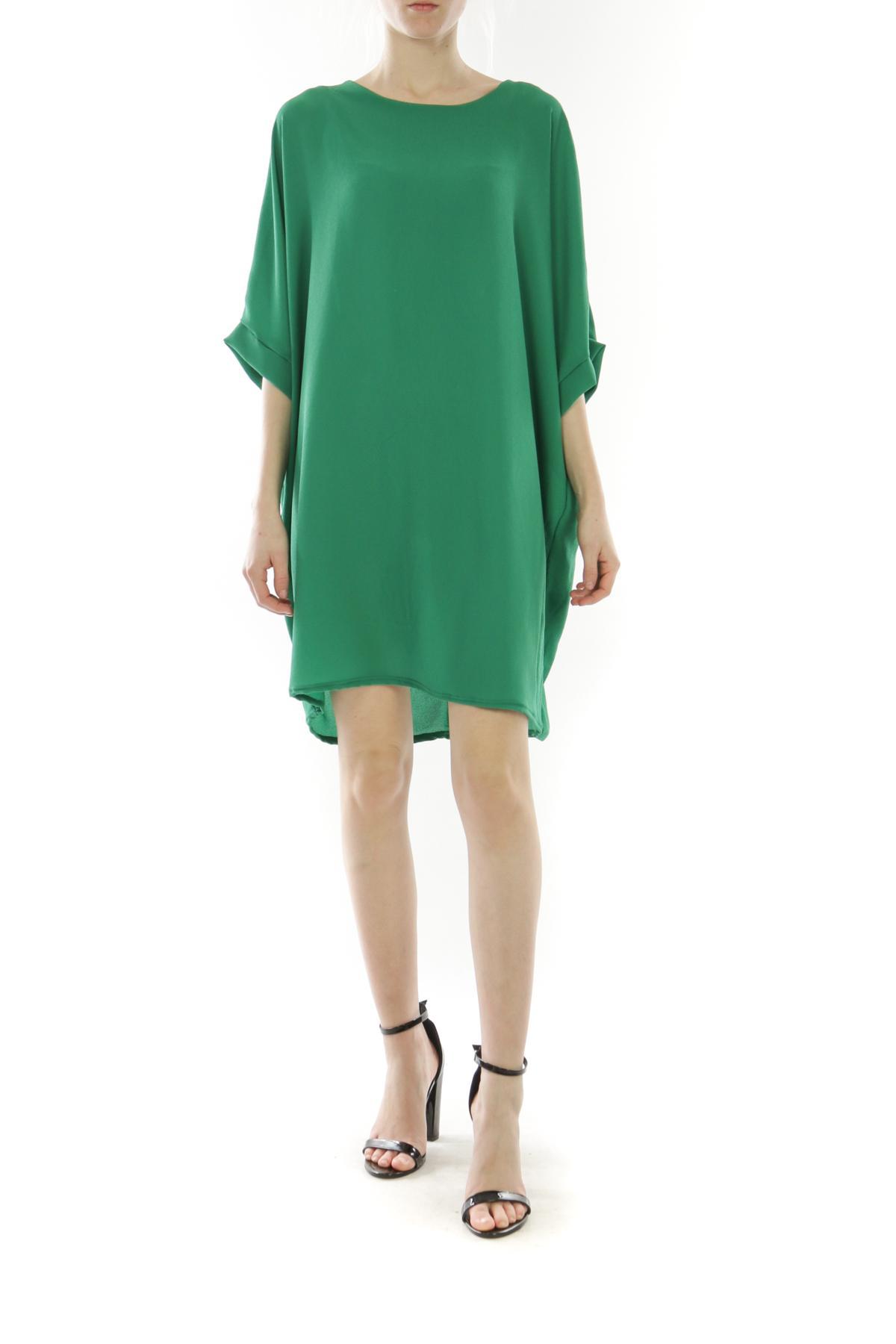 Robes courtes Femme 0643-VERT Medi Mode