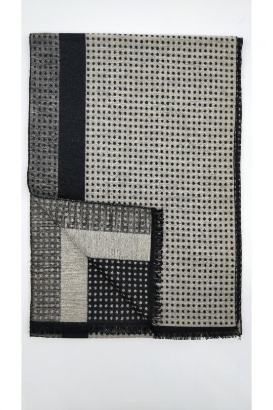 Echarpes Accessoires Gris LX MODA YF-2101 eFashion Paris