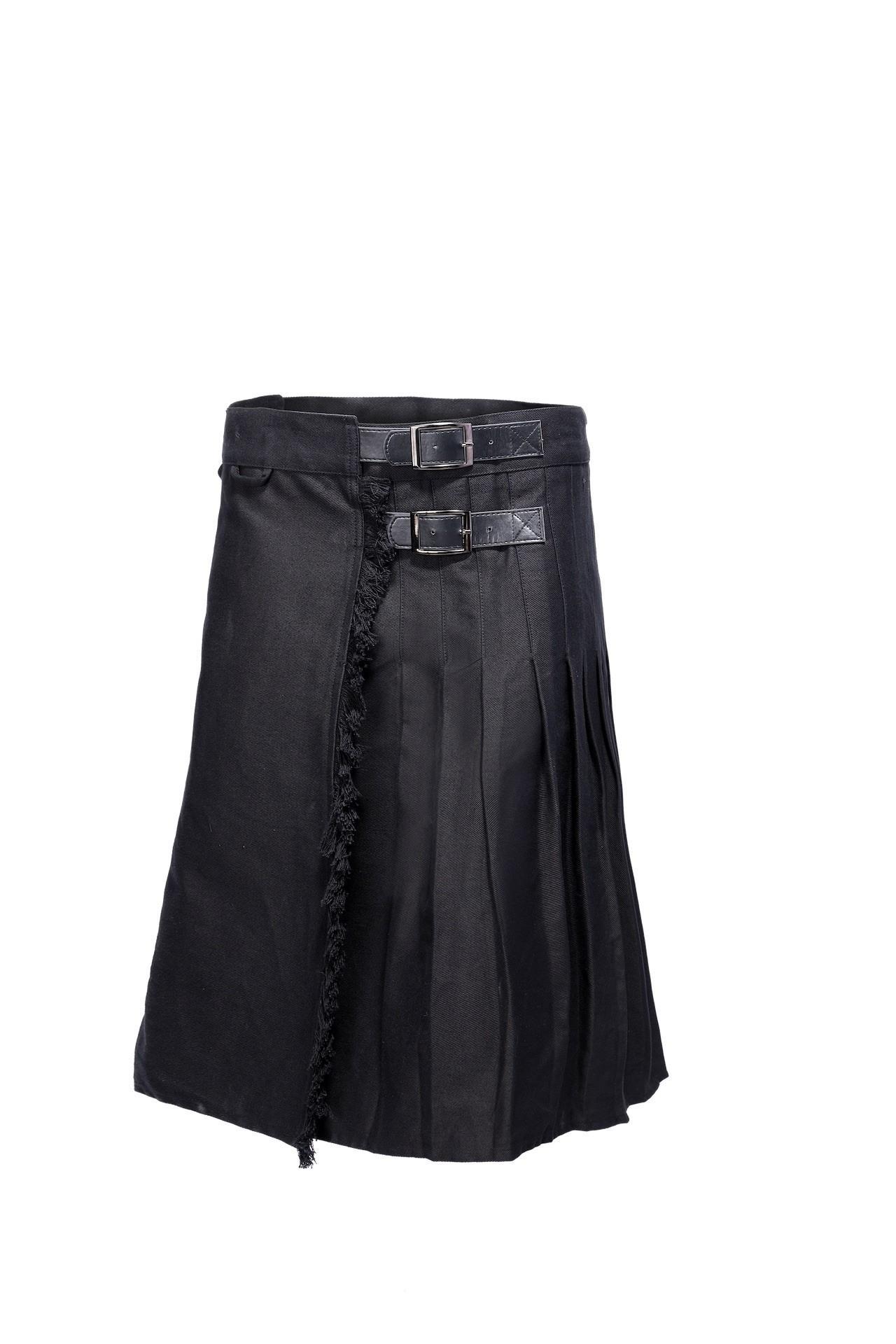 Shorts Homme Noir pentagramme J040061  #c eFashion Paris