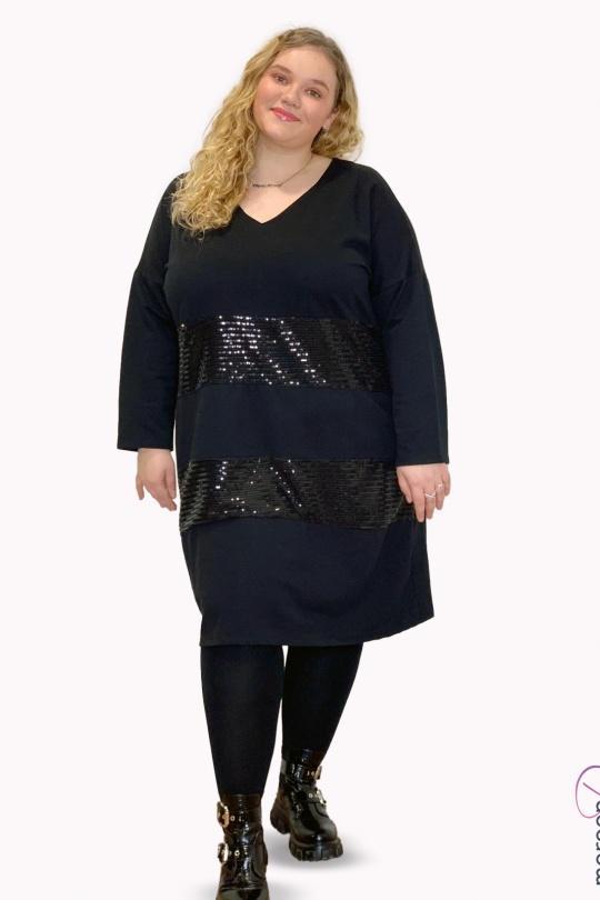 Robes & Combinaisons Femme Noir Morgan.D 001 eFashion Paris