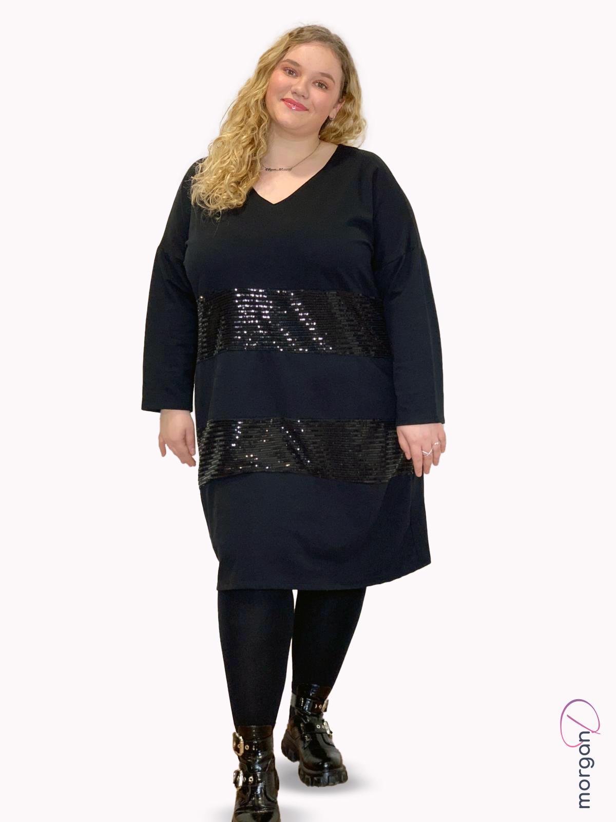 Robes & Combinaisons Femme Noir Morgan.D 001 #c eFashion Paris