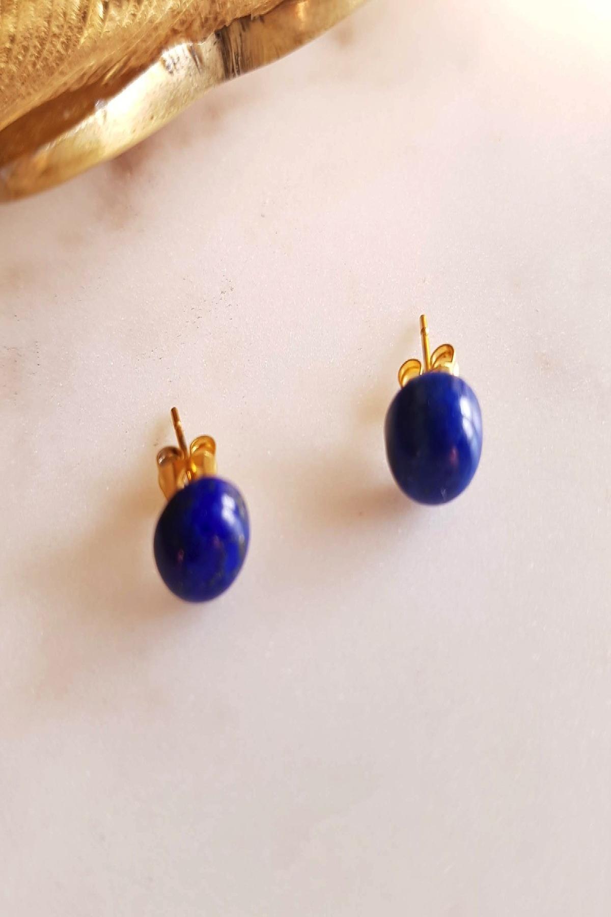 Boucles d'oreilles Accessoires Bleu GINANDGER BIJOUX BOPUCEPIERRE #c eFashion Paris