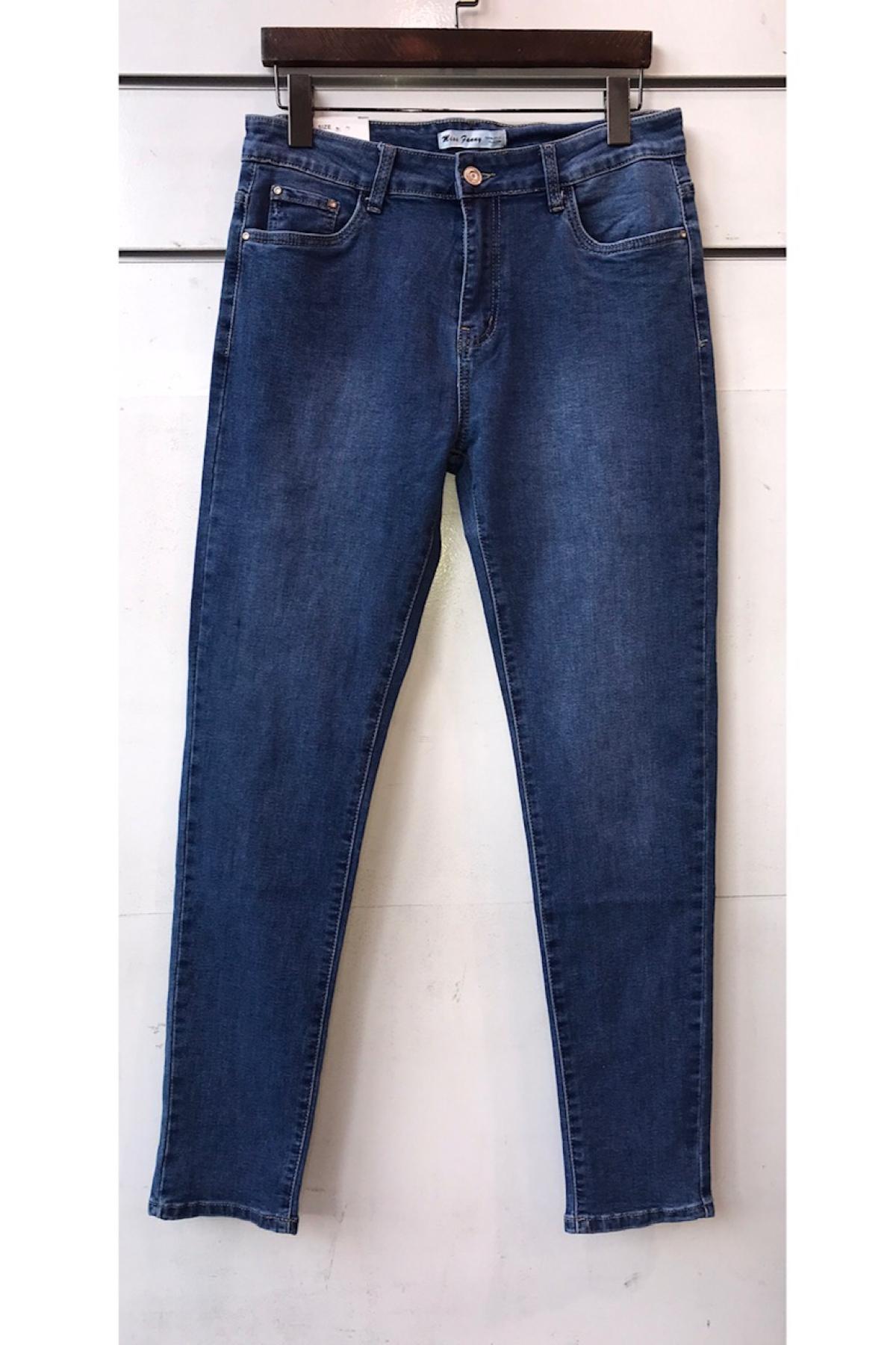 Jeans Femme Jean FANNY MODE 3482 #c eFashion Paris