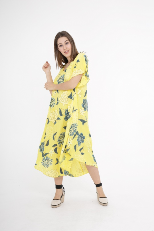 6f57d3b87cdac Vestidos Mujer Yellow Laura LT999  c eFashion Paris. Ruptura de stock