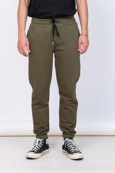 Pantalons Homme Kaki felerema ART8340 #c Efashion Paris