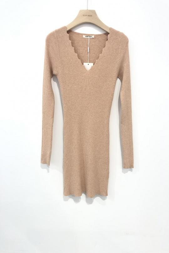 Robes courtes Femme Couleurs mélangées DESVENCHY ROSY DAYS 9279 eFashion Paris