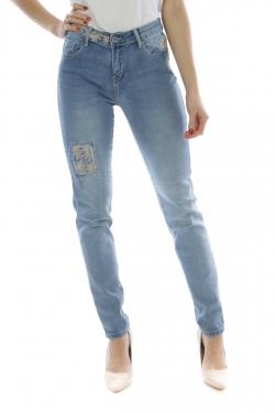 Jeans Femme B2079-BLEU JEAN C.DENIM by ZAC & ZOE