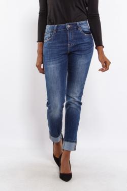Jeans Femme Z1594-BLEU JEAN C.DENIM by ZAC & ZOE