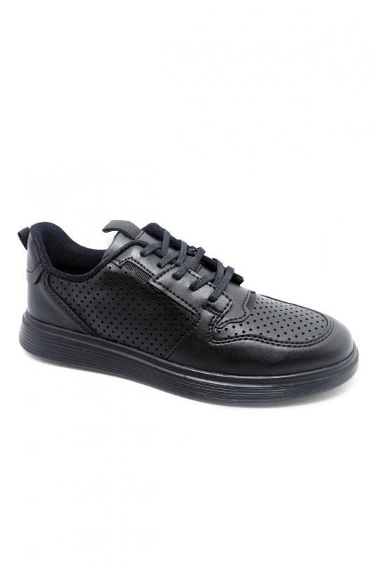 Baskets Chaussures Noir/noir Galax 948-04 Efashion Paris