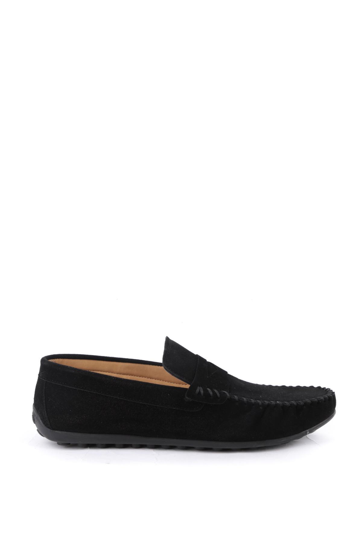 Mocassins Chaussures ZD70-NOIR Galax