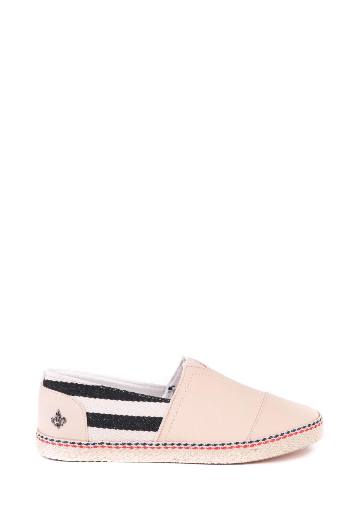 Espadrilles Chaussures Beige Galax PAYNE BS716 FEMME #c eFashion Paris