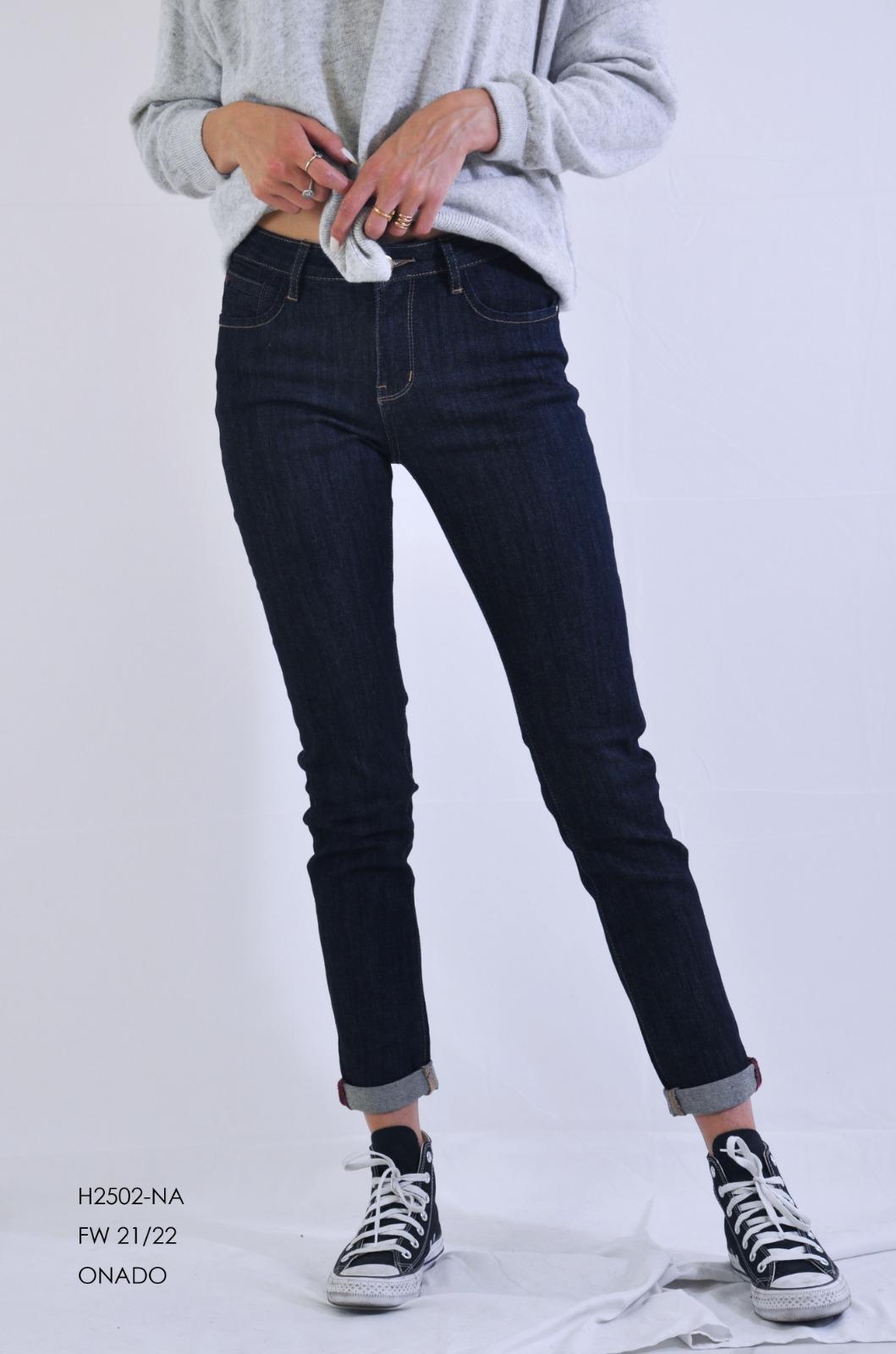 Jeans Femme Brut Onado H2502 #c Efashion Paris