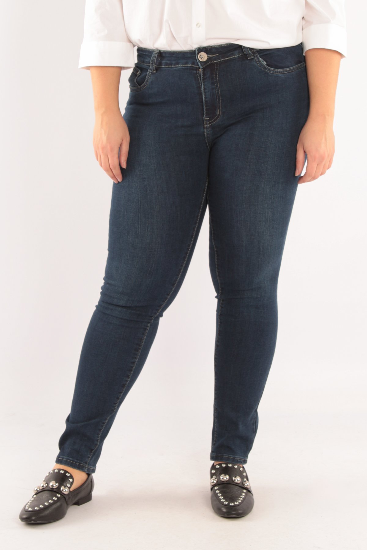 Jeans Femme Bleu jean NEW LOLO A1895 #c eFashion Paris