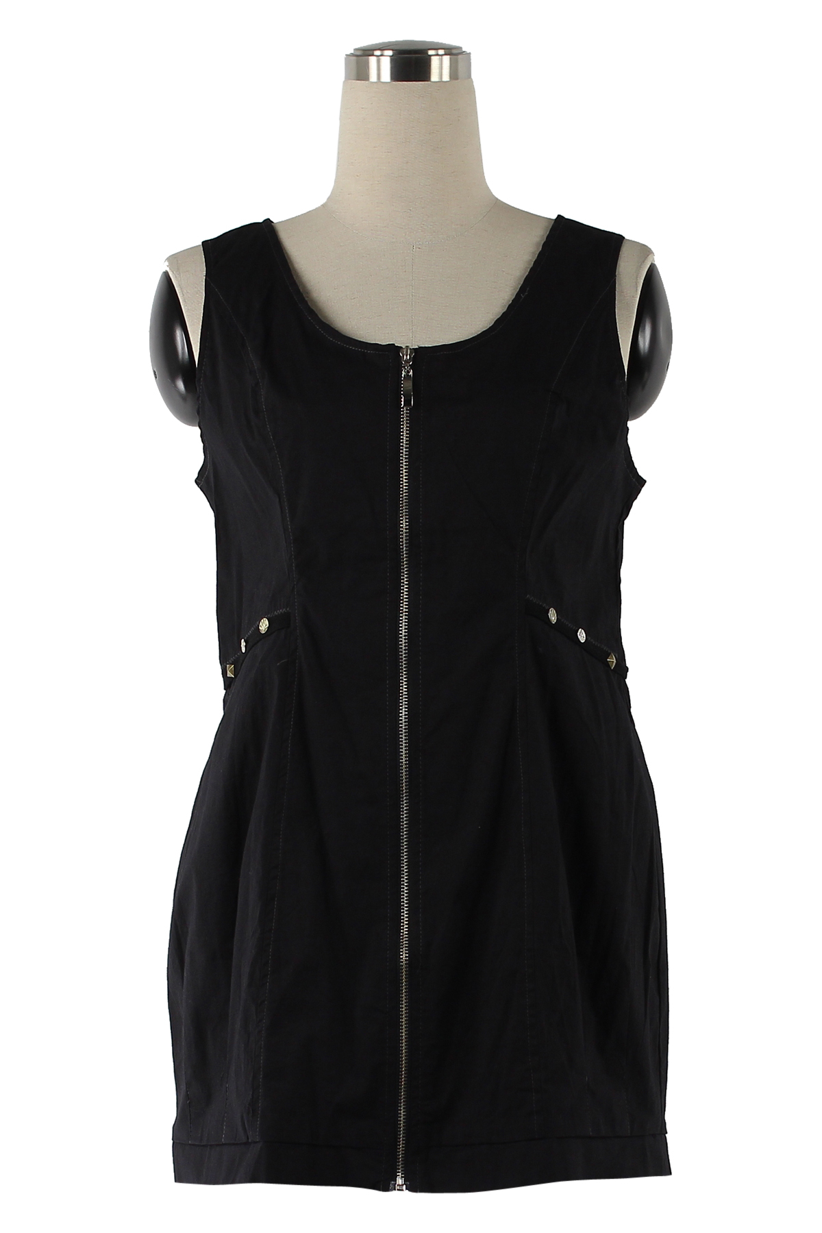 Tops Femme Noir Lacony P6801 #c eFashion Paris